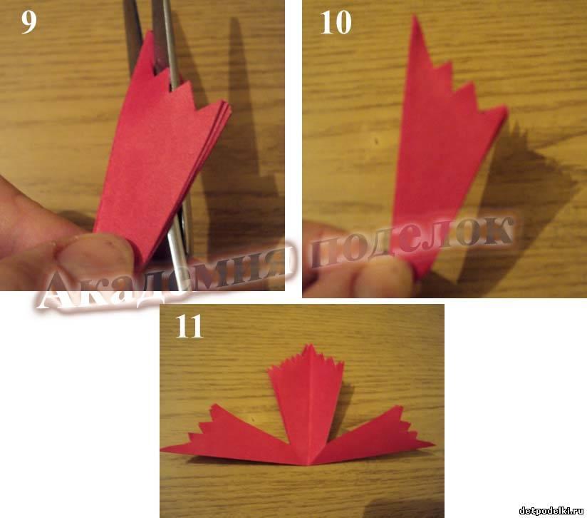 Поделки из бумаги - Детское творчество
